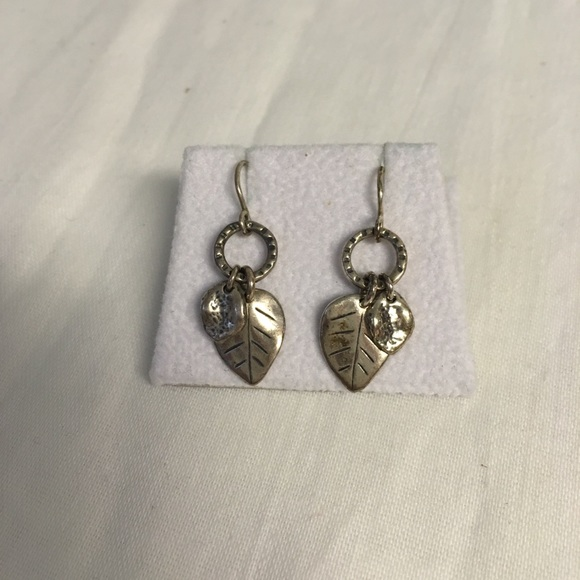 82d997c1e Silpada Leaf drop earring. M_5ab84fde3b1608ccfd98685e